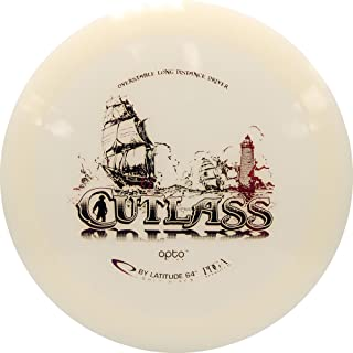 Latitude 64 Opto Line Cutlass Distance Driver Golf Disc [Colors May Vary]