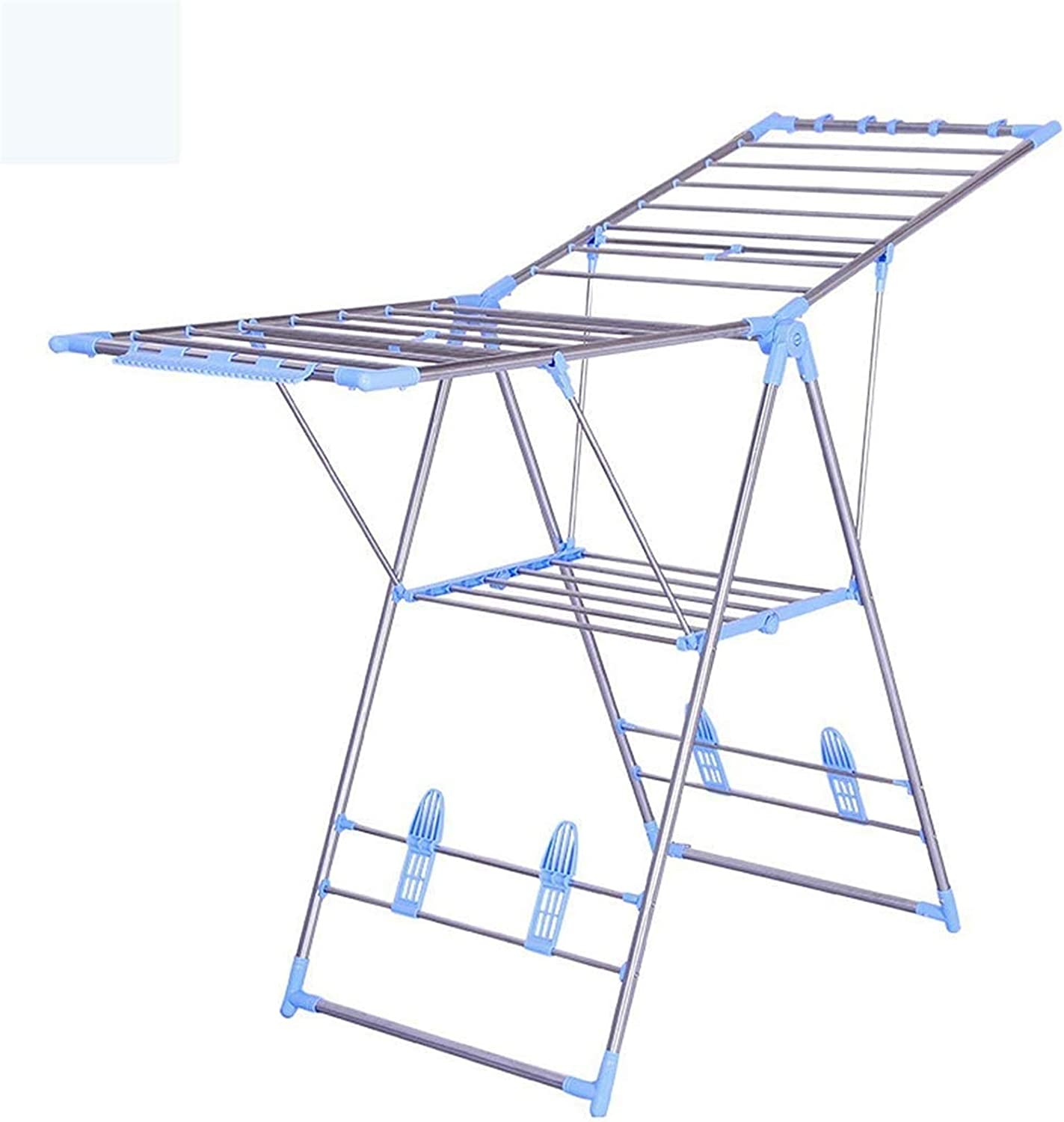 Electric Heated Clothes Airer Folding Special Campaign Dryer rack Safety and trust drying