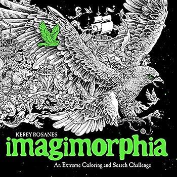 imagimorphia coloring book