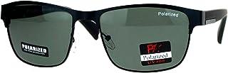 Pablo Zanetti Polarized Lens Sunglasses Unisex Fashion Square Frame