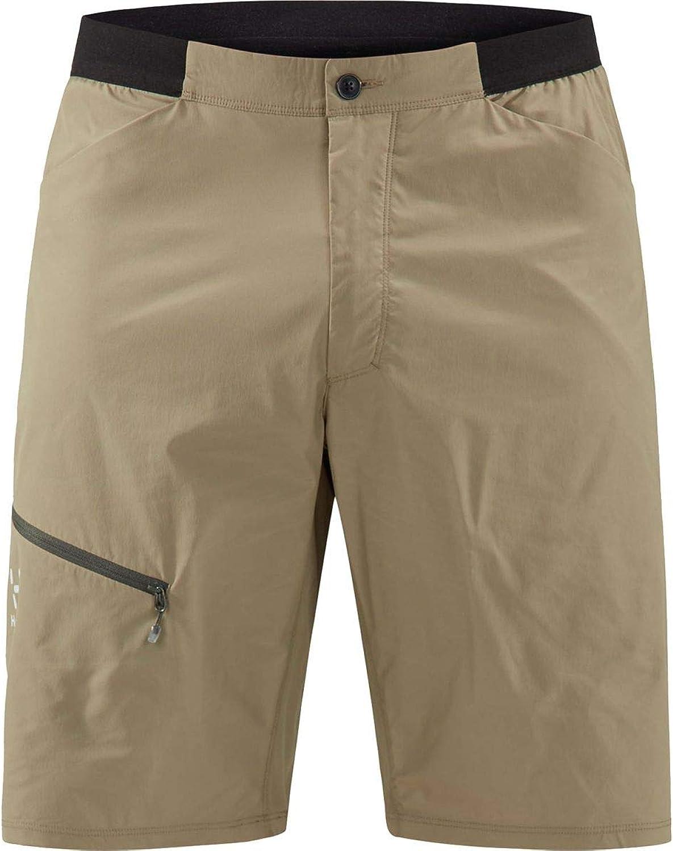 Haglfs L.I.M. Fuse Outdoor Sackartige Shorts - SS17