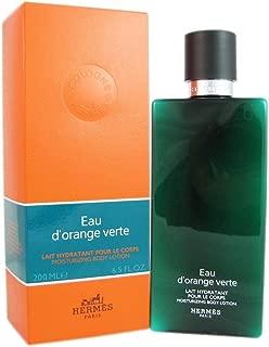 Hermes Eau d'Orange Verte Body Lotion - 6.5 Fluid Ounces