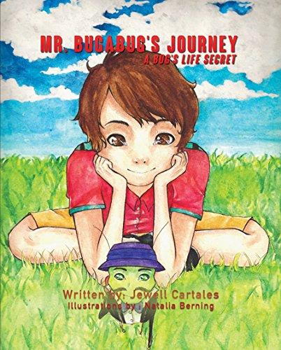 Mr. Bugabug's Journey: A Bug's Life Secret (English Edition)