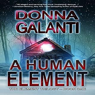 A Human Element audiobook cover art