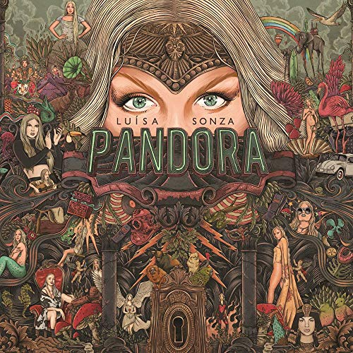 Luísa Sonza - Pandora - CD