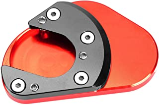 Ambienceo Side Kickstand Stand Extension Plate For KTM 990 Adventure/R/S/LC8 SMR 2006-2011