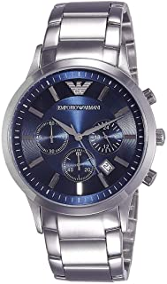 Emporio Armani Dress Watch For Men Analog Stainless Steel - AR2448