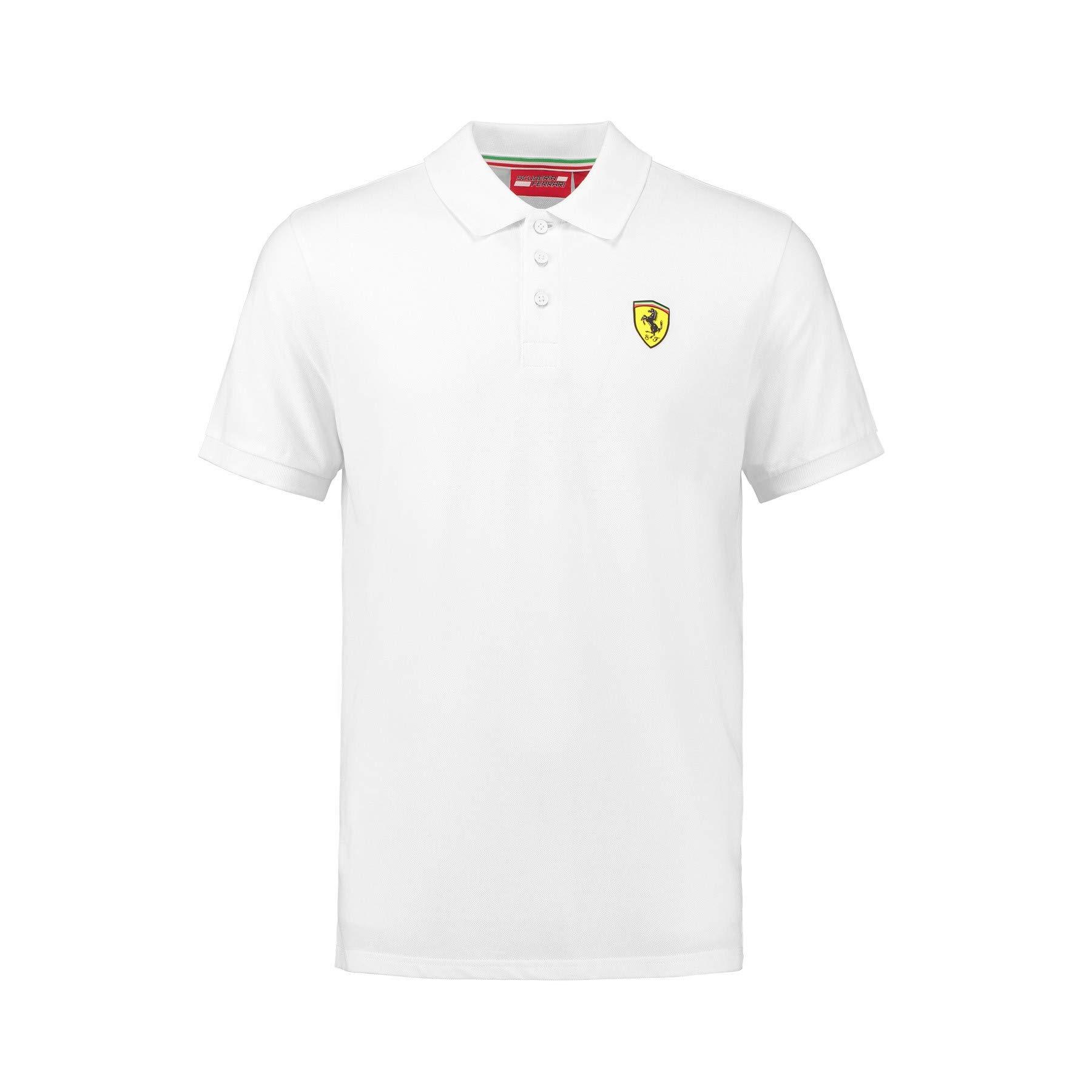 Scuderia Ferrari 2018 - Polo para hombre, estilo clásico, algodón ...