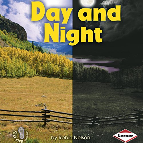Day and Night audiobook cover art