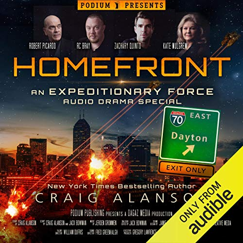 Homefront An Expeditionary Force Audio Drama Special  - Craig Alanson