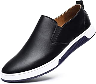Hanglin Trade Mens Formal Pointed Toe Wedding Dress Party Shoes Leather Business Shoes