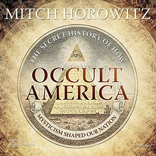 Occult America  By  cover art