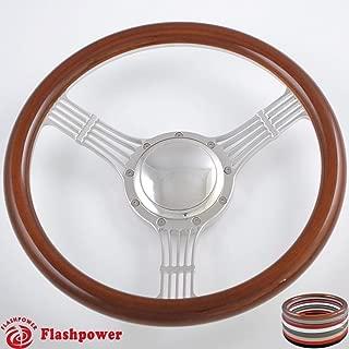 Best billet wood steering wheel Reviews
