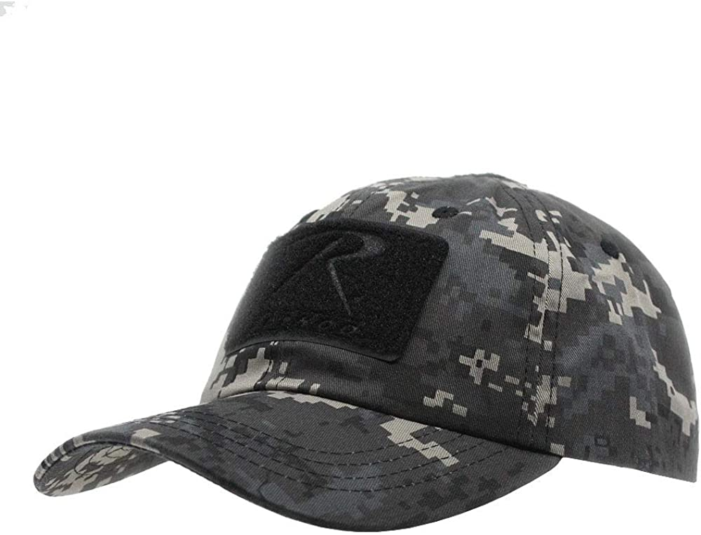 The Vintage Year US Military Tactical Operator Loop Patch Cotton Baseball Cap