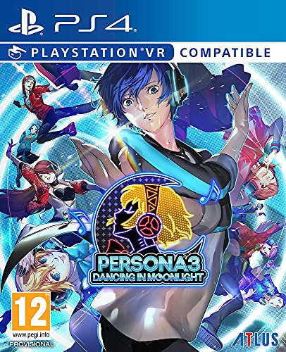 Persona 3: Dancing in Moonlight - Edición Estándar