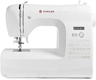 Singer Haute Couture - Máquina de coser electrónica - Edición Limitada - 80 puntadas - Máquina de coser portátil - Profesi...