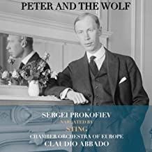 Prokofiev: Peter and the Wolf/Symphony No. 1 in D Major
