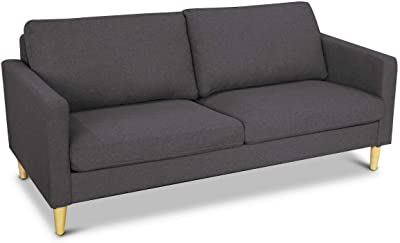 Amazon.com: Hebel Porter Track Arm Sofa | Model SF - 46 ...