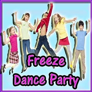 FREEZE DANCE PARTY
