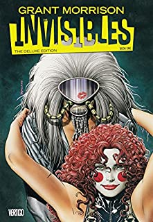 The Invisibles Book One Deluxe Edition (1401245021) | Amazon price tracker / tracking, Amazon price history charts, Amazon price watches, Amazon price drop alerts