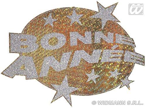 LIBROLANDIA 8072D DECO OLOGRAFICA E GLITTER BONNE ANNƒE