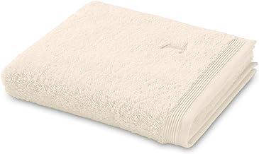 möve Superwuschel badhanddoek, 100% katoen, ivoor, 80 x 150 cm