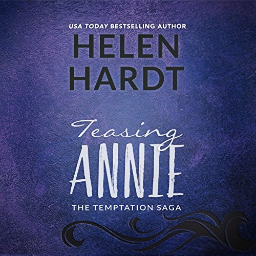 Teasing Annie audiobook cover art