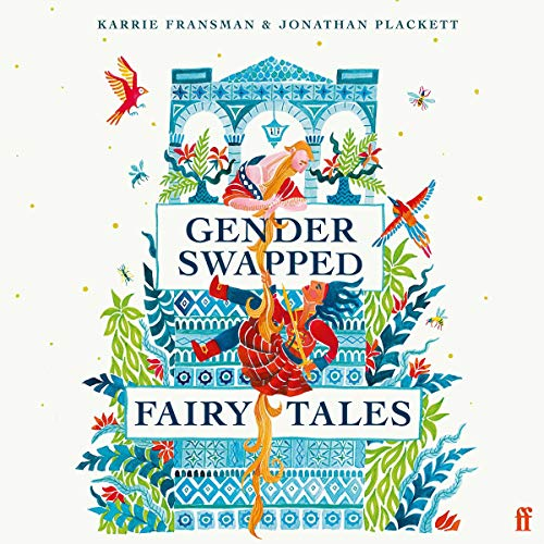 Gender Swapped Fairy Tales cover art