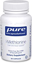 Pure Encapsulations l-Methionine | Glutathione and Amino Acid Supplement for Joints, Liver and Pancreas Support, Antioxida...