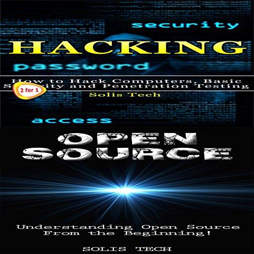 Hacking & Open Source audiobook cover art