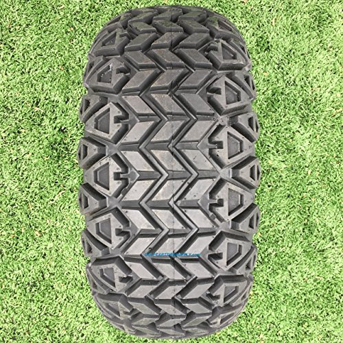 ARISUN 23X10.5-12 DOT All Terrain Golf Cart Tires - Set of 4