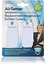 AirTamer Advanced Personal Air Purifier Replacement Negative Ion Emitter Covers for A315