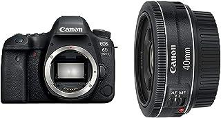 Canon EOS 6D MK II - Cámara digital réflex de 26.2 MP + Objetivo para Canon EF 40mm f/2.8 STM