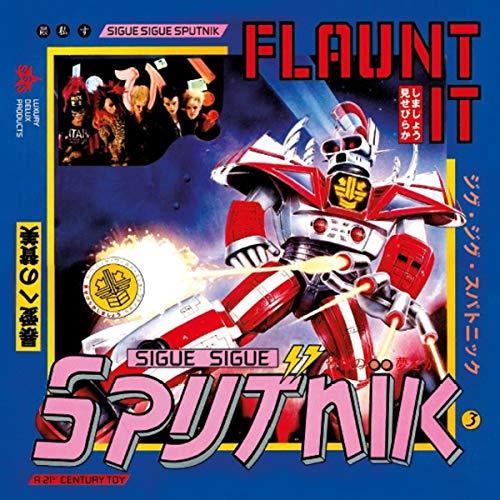 Flaunt It (Remastered 4 CD Deluxe Wallet Set)