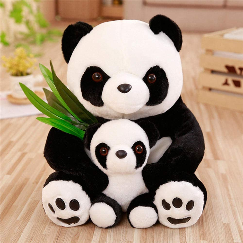 Comfortable Inventory cleanup selling sale and Durable Plush Doll Son Bamboo Our shop most popular Leaf Mother Pa