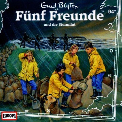 Fünf Freunde 94 - und die Sturmflut