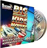 Mr Entertainer Big Karaoke Hits of Kids Movies CD+G (CDG) Pack. 40 Top Songs. Sing the Songs of Disney & more Children's movies. Canta las canciones de Disney y más películas para niños