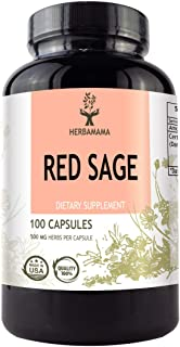 red sage root uses