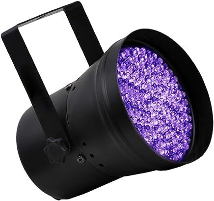 /Accessoire de nuit Noir, LED, bleu, vert, rouge, courant alternatif, 110//–/220 Karma Italiana cLP 68/et stroboscope lumi/ère disco/