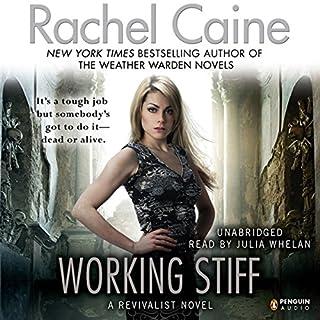 Working Stiff audiobook cover art