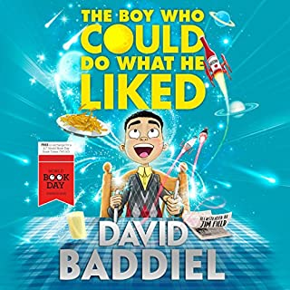 The Boy Who Could Do What He Liked                   By:                                                                                                                                 David Baddiel                               Narrated by:                                                                                                                                 David Baddiel                      Length: 1 hr and 2 mins     587 ratings     Overall 4.4