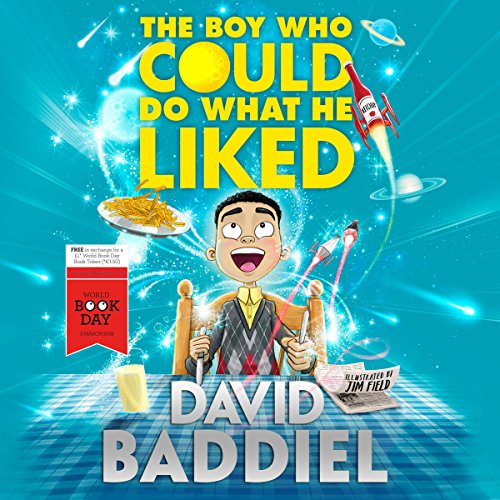 The Boy Who Could Do What He Liked audiobook cover art
