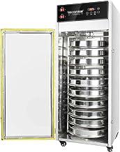 Machine de conservation des aliments, Déshydrateur numérique de nourriture, déshydrateur de fruit argenté du thé 1500W de ...