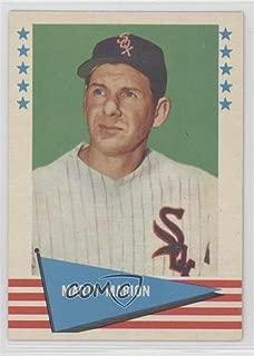 Marty Marion (Baseball Card) 1961 Fleer Baseball Greats - [Base] #58
