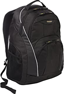 Targus Rolling Backpack Case for 15.4-Inch Laptops, Black (TSB700) Black Black 16 inches