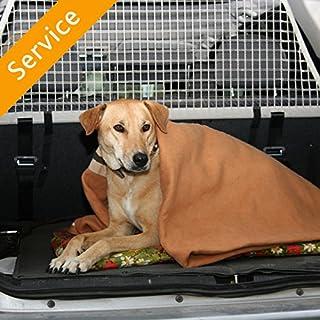 Automotive Pet Barrier Installation