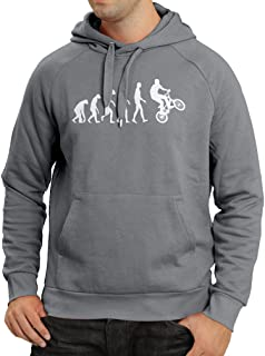 JHDKDGH-N May The Forest Be with You Back Print Long Sleeve Hoody for Man
