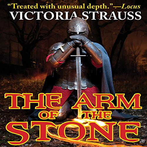 The Arm of the Stone audiobook cover art