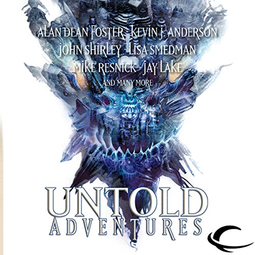 Untold Adventures cover art