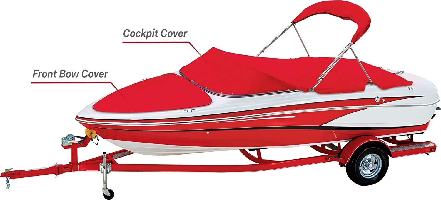 Dowco Price reduction Outstanding Marine 682801-12NSNL Custom Cover Fit Cockpit